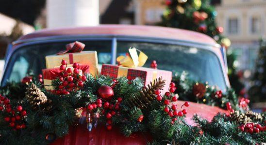 Voiture en cadeau